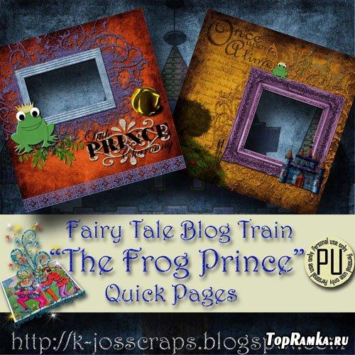 Рамочки для мальчиков - Fairy Tale