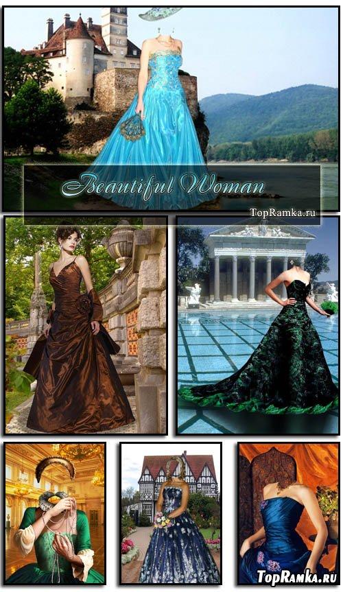 Теги бальное woman длинное платье