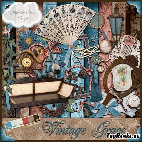 Скрап набор - Vintage Grace