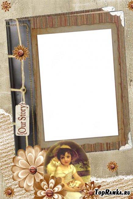 Рамка для семейной фотографии скачать бесплатно