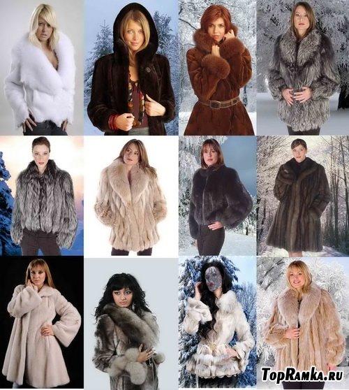 Зимняя мода 2011