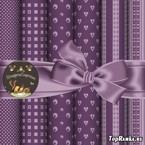 Текстуры - Лиловые Фоны