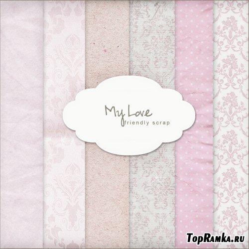 Текстуры - Моя Любовь