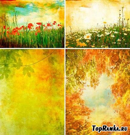 Natural Backgrounds 2