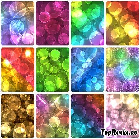 Текстуры для фотошоп - Блики