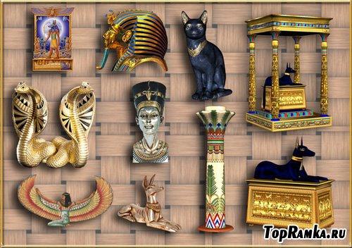 Клипарт PNG - Египет