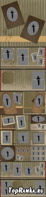 Graphic Authority - Wedding Templates - 2
