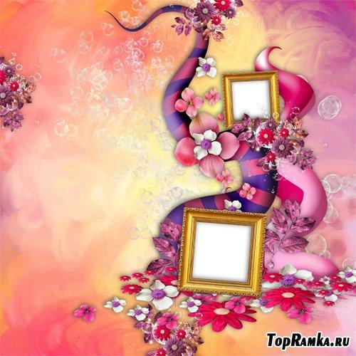 PNG Frames - Valentina's Creation