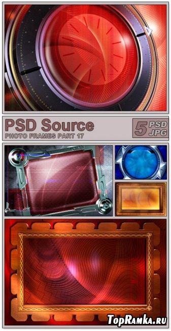 Layered PSD Files - Photo frames 17
