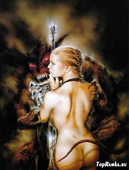 Фэнтезийный Футуристический Арт | Fantasy Futuristic Art