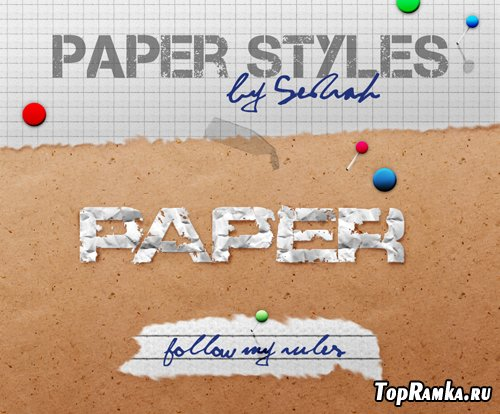 Paper Styles