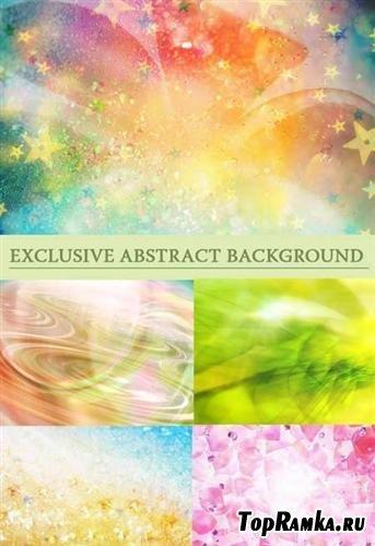 Эксклюзивные абстрактные фоны
