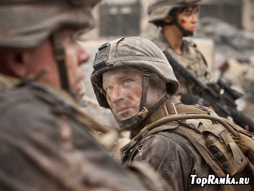 Шаблон для фото - солдат