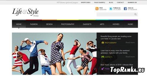 ThemeFuse - Lifestyle v1.0.12 -  WordPress Theme