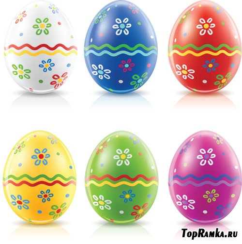 Eggshell color vector