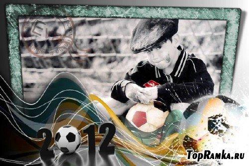 Фоторамка - Евро 2012