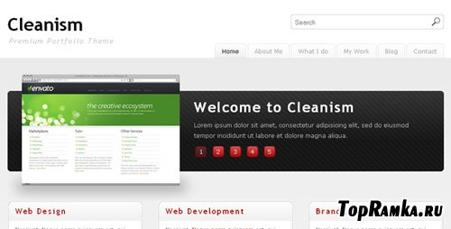 ThemeForest - Cleanism - Retail (reuploaded)
