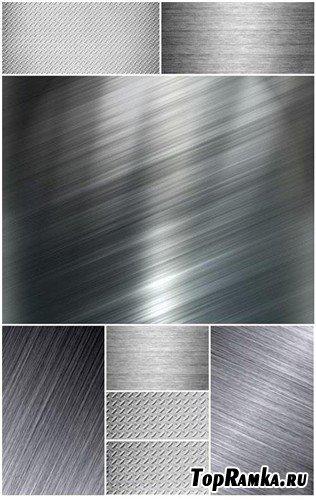 Текстуры полированного металла (HQ)