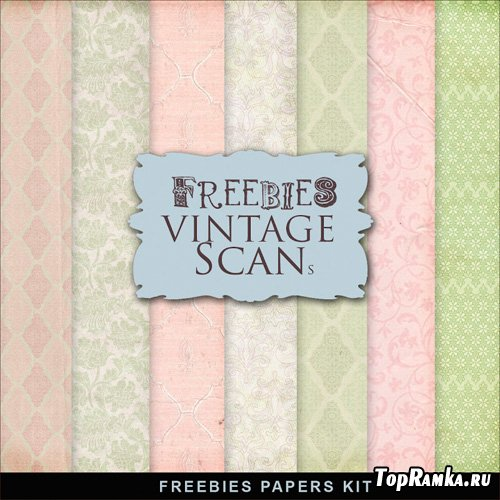 Textures - Old Vintage Backgrounds #70