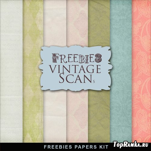 Textures - Old Vintage Backgrounds #71