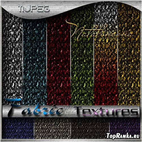 Текстуры ткани для Photoshop / Fabric  textures for Photoshop