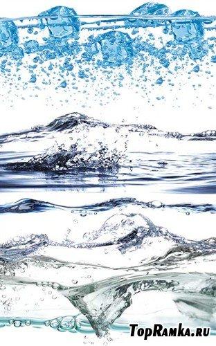 Плеск воды в PSD