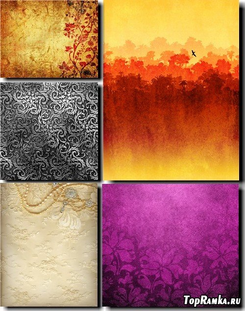 Текстуры разных цветов