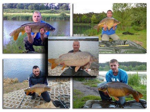Мужские шаблоны для любителей летней рыбалки