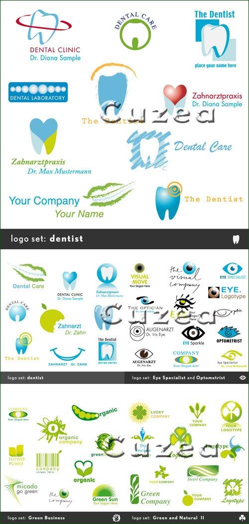 Логотипы в векторе для вашего дизайна