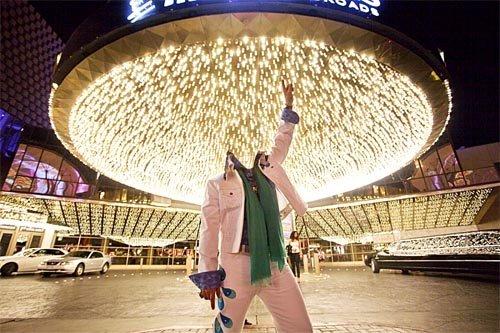 PSD шаблон - Азартный Vegas