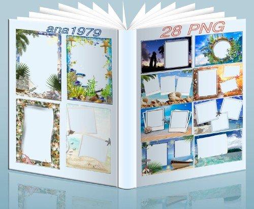 Сборник рамок - Летний отпуск