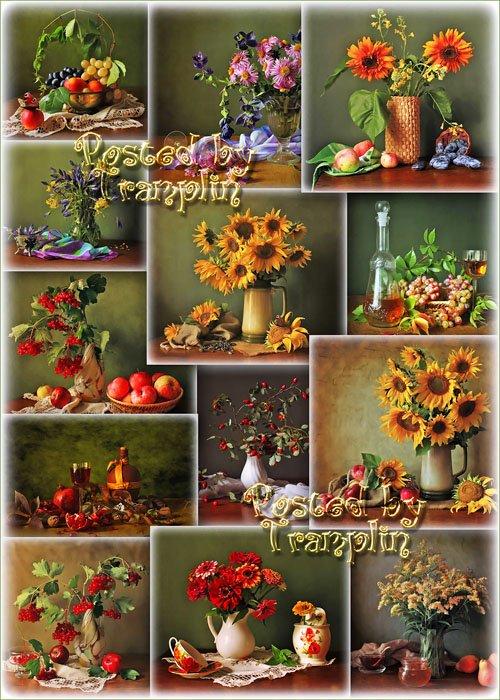 Осенний фото натюрморт