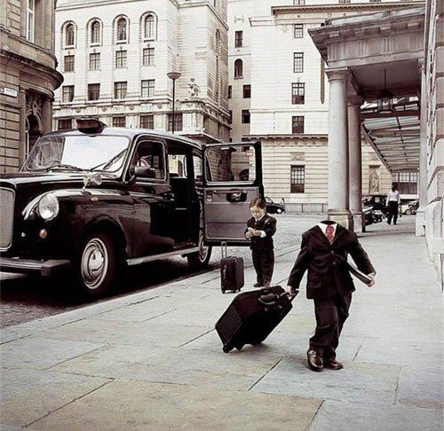 Шаблон для фотомонтажа - Поездка в Лондон