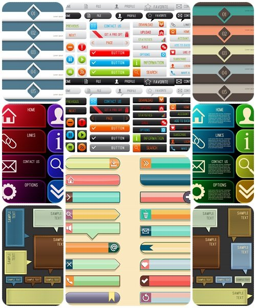 Design elements - vector stock
