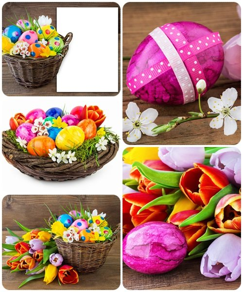Easter decoration, 5 - Stock Photo
