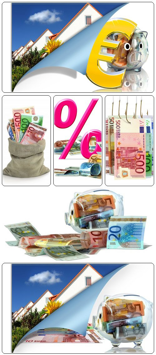 Money and credit concept - Stock Photo