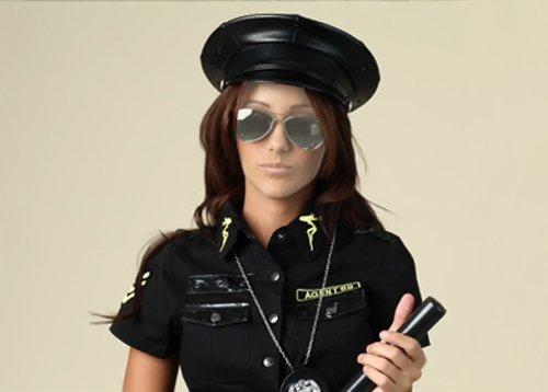 Шаблон для девушек - Полицейская