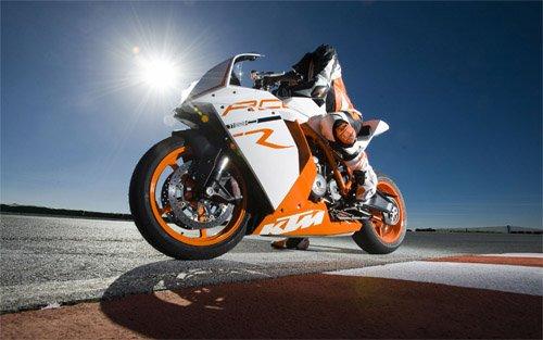 Мужской шаблон - Езда на мотоцикле