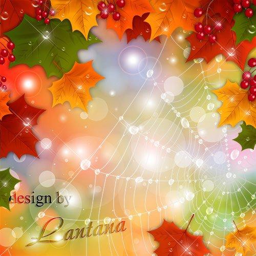 Psd исходник - Осенняя симфония 6