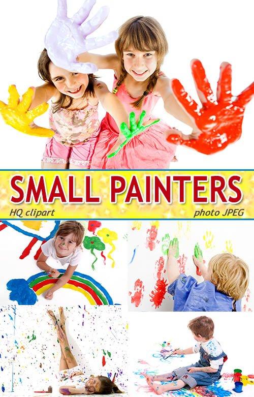 Девченки рисователи хотят рисовать руками - рисунки очумелые (фотографии)